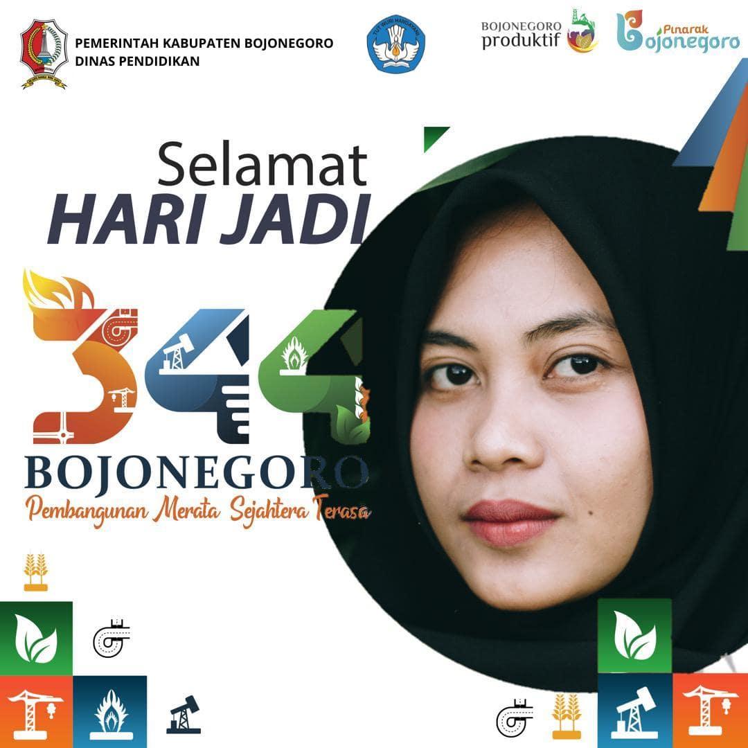 Link Bingkai Foto Twibbon Selamat Hari Jadi Bojonegoro 2021