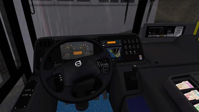 OMSI 2 - Caio Apache VIP III Volvo B270F padrão Auto Viação 1001