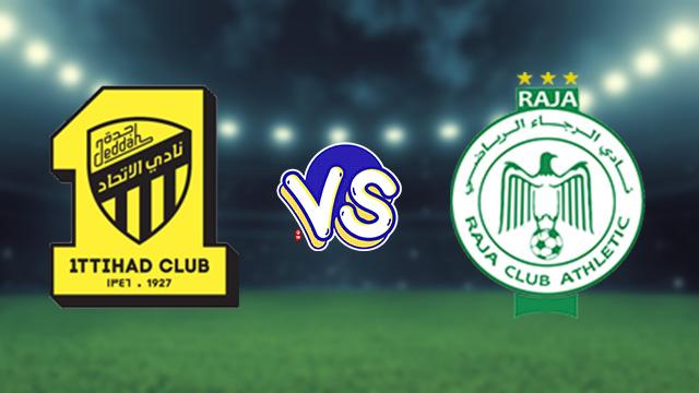 مشاهدة مباراة الرجاء ضد الاتحاد 21-08-2021 بث مباشر في كأس محمد السادس