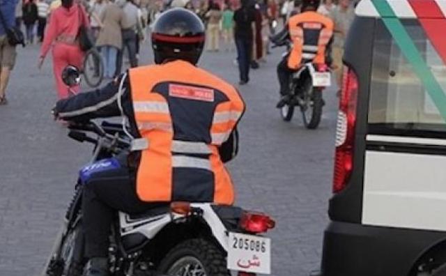 إنزكان: دراجات نارية متهورة والأمن مطالب بالتدخل