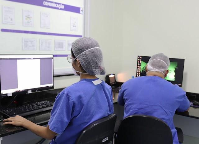 Hospital Municipal recebeu quatro novas alas e 53 UTIs durante a pandemia