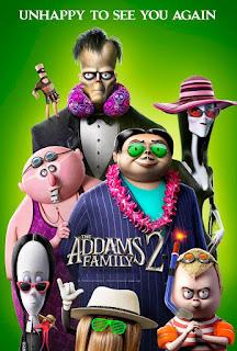 The Addams Family 2[2021][NTSC/DVDR-Custom HD]Ingles, Español Latino