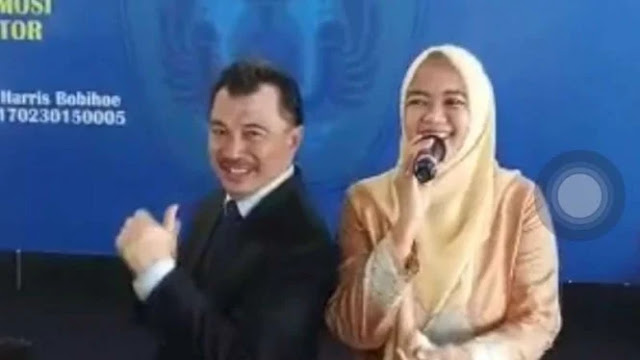Beredar Video Anggota DPRD Berjoget-joget dengan Penyanyi Tanpa Masker