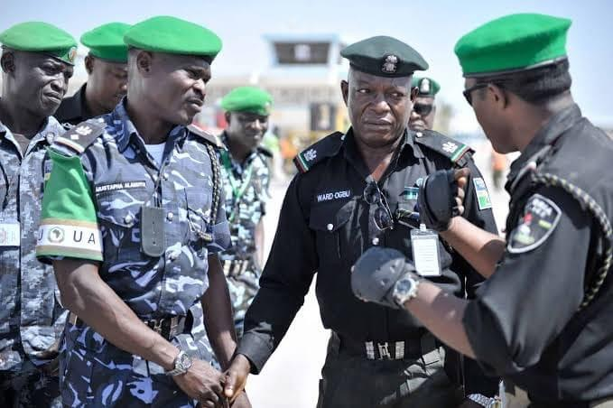 Police Resumes Recruitment Of 10,000 Personnel, Opens Portal Monday   CABLE REPORTERS