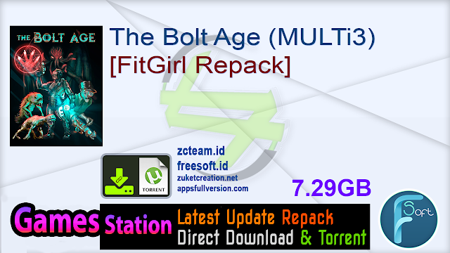 The Bolt Age (MULTi3) [FitGirl Repack]