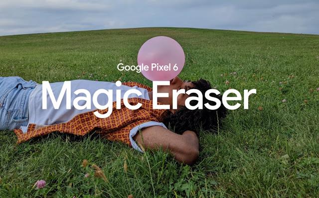 Pixel's new Magic Eraser can do the job!