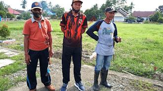 Jumat Bersih, Awaluddin Gerahkan Warga Gotong Royong
