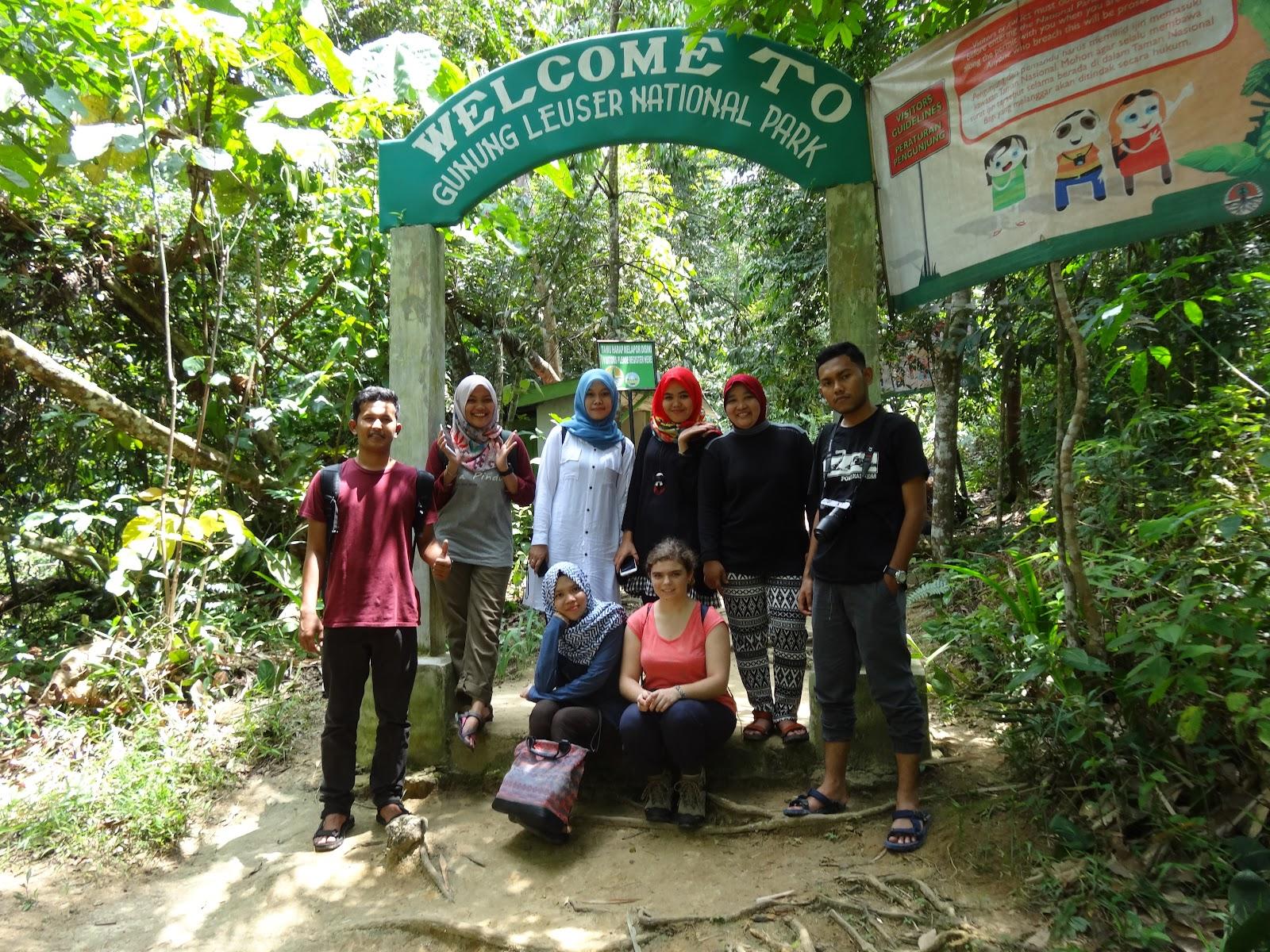 Ketambe Aceh, Pusaka Tanah Aceh di Gunung Leuser