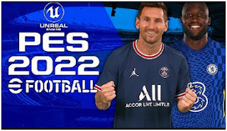 Download eFootball PES 2022 PPSSPP Peter Drury Call Name &  Full Team Promotion And Latest Transfer