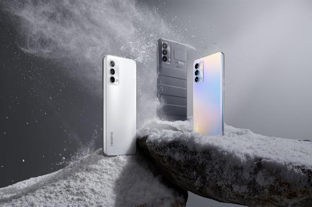 【realme GT】無印良品の家電も手掛けたデザイナー深澤直人氏がデザインしたスマートフォンrealme GT Master Editionが登場。Snapdragon 778G 5G搭載で279ドルから