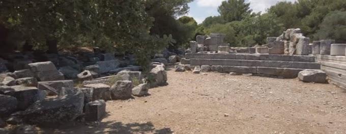 Αρχαιολογικός χώρος Ραμνούντα , Μαραθώνας ΒΙΝΤΕΟ
