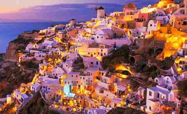 أهم المعلومات والأماكن السياحية في اليونان