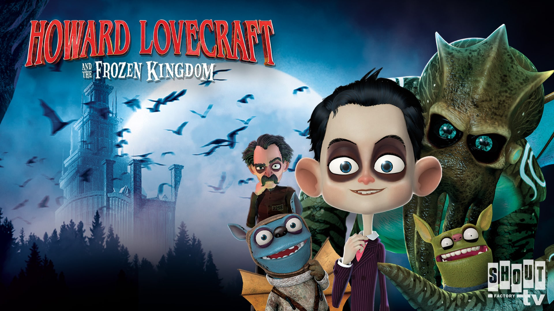 Howard Lovecraft and the Frozen Kingdom (2016) in Hindi Download