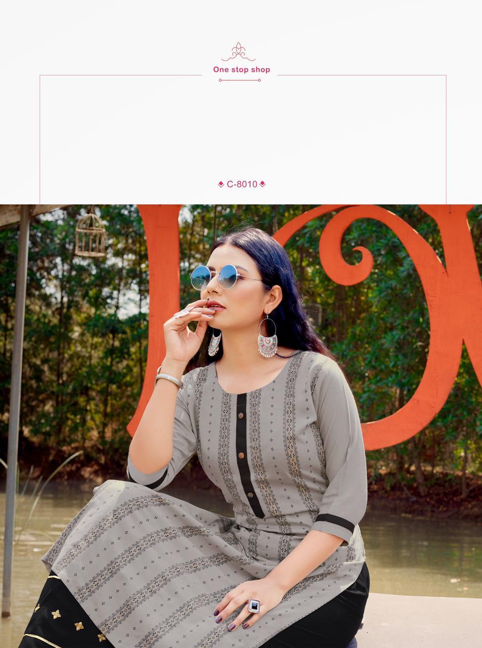 Rijiya Trends Surmaee Vol 2 Kurtis Plazzo Set Catalog Lowest Price