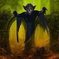 HOG Halloween Devil Forest Escape