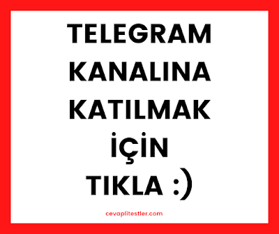 cevaplitestler telegram