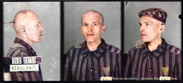 Auschwitz victim June 1942 worldwartwo.filminspector.cmo