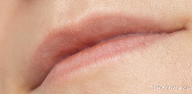 tarte Quench Lip Rescue свотчи Nude, Rose