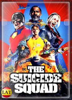 El Escuadrón Suicida (2021) DVDRIP LATINO