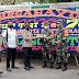HUT TNI Ke-76, Polsek Patumbak Sambangi Koramil 08/MA