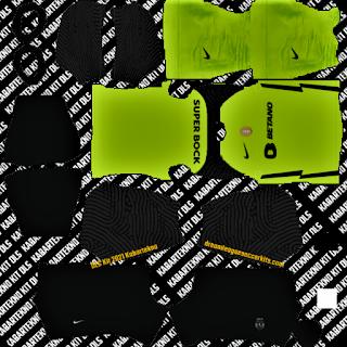 Sporting CP 2021-2022 Nike Kits DLS 2021