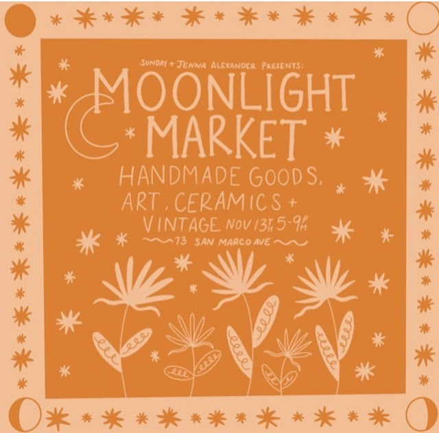 Moonlight Market on San Marco