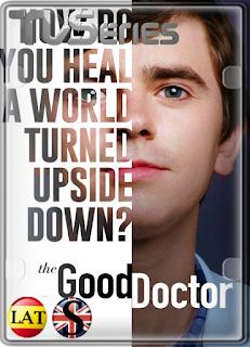 El Buen Doctor (Temporada 4) WEB-DL 1080P LATINO/INGLES