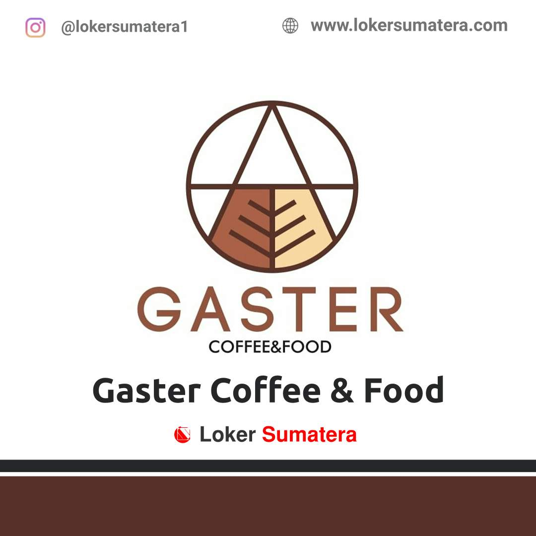 Gaster Coffee and Food Banda Aceh