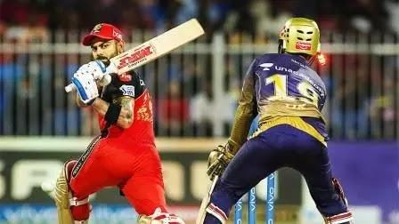 RCB vs KKR, Highlights: IPL में विराट कोहली की कप्तानी के लिए यह सफर का अंत नहीं था क्योंकि