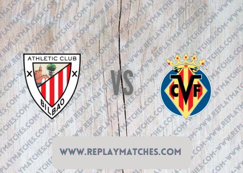 Athletic Bilbao vs Villarreal Highlights 23 October 2021