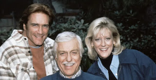 Picture of Stacy Van Dyke with her dad and brother