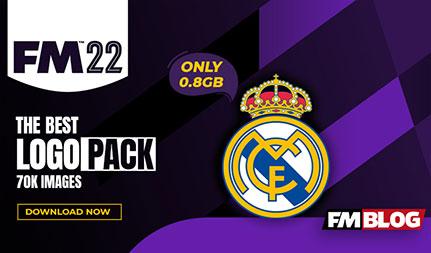Football Manager 2022 Logos | FM21 Logo Pack