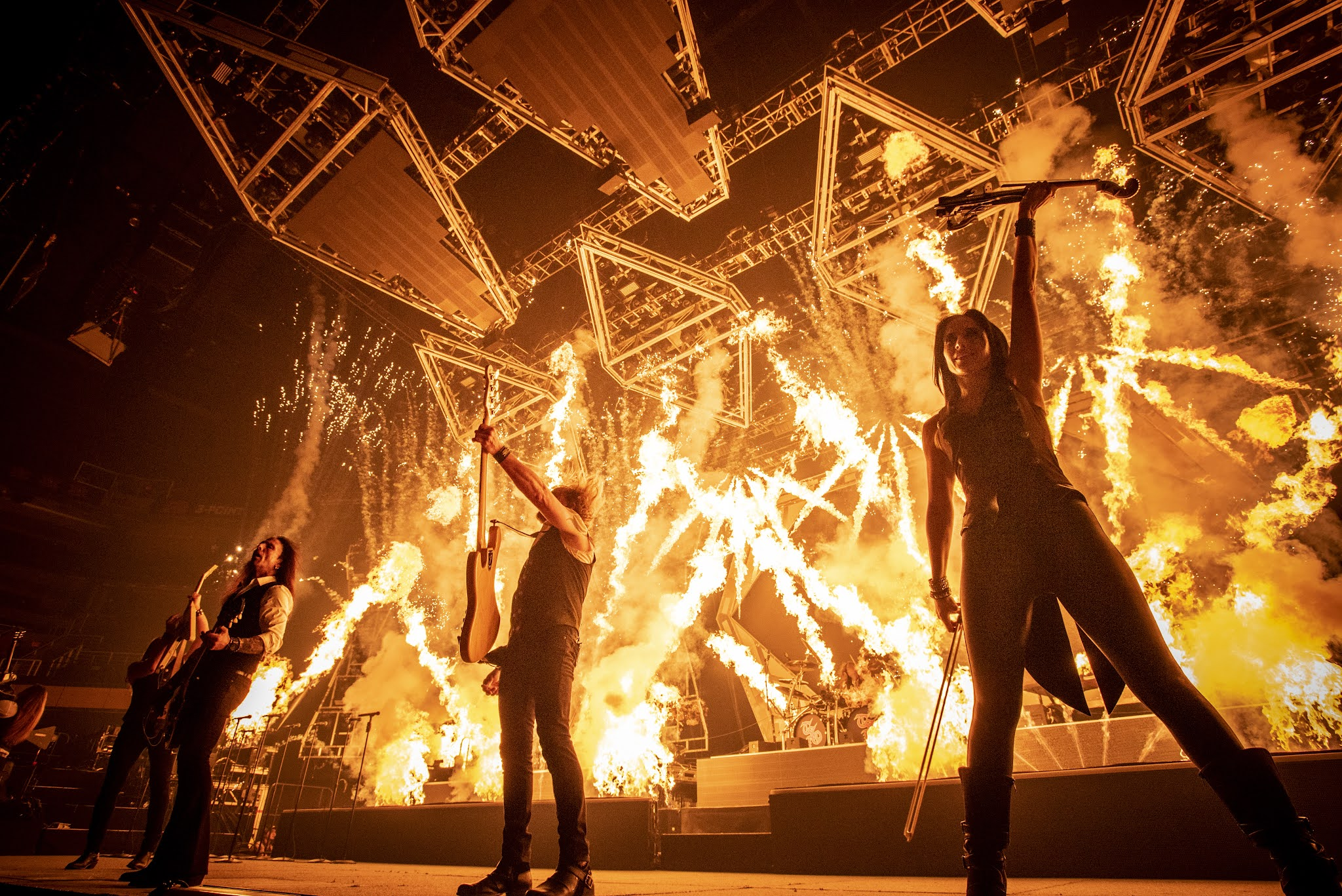 UPCOMING: Trans-Siberian Orchestra announces Winter Tour 2021