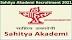 Delhi Sahitya Akademi Recruitment 2021