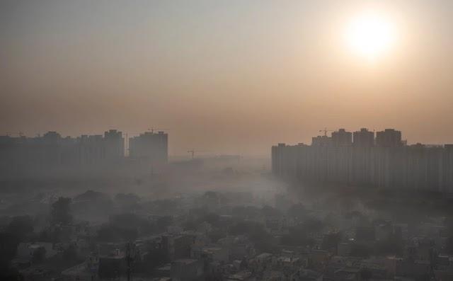 Νέα έρευνα: «Ένοχοι» για εμφάνιση καρδιακής ανεπάρκειας η ατμοσφαιρική ρύπανση και ο θόρυβος των οχημάτων
