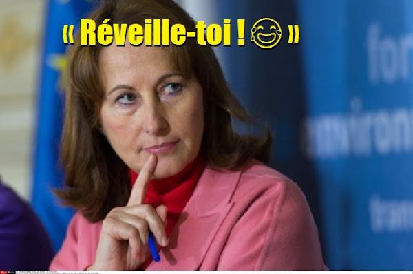 « Réveille-toi ! 😂 » Dix mois plus tard, Ségolène Royal critique la fermeture… des stations de ski