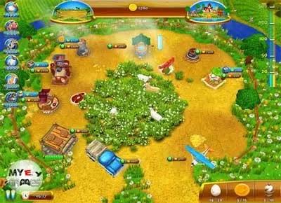 ماذا عن تحميل لعبة مزرعة الحيوانات 4 Farm Frenzy للكمبيوتر