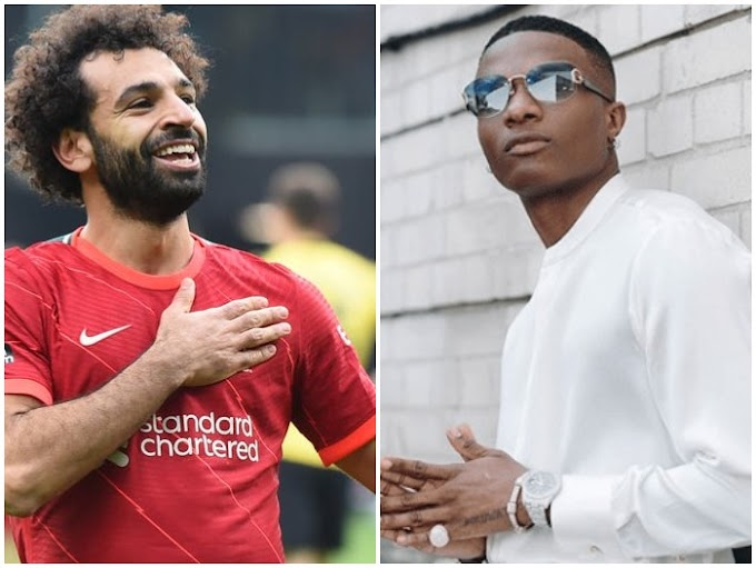 Wizkid vs Mo Salah – Who Is More Popular In Africa Right Now?