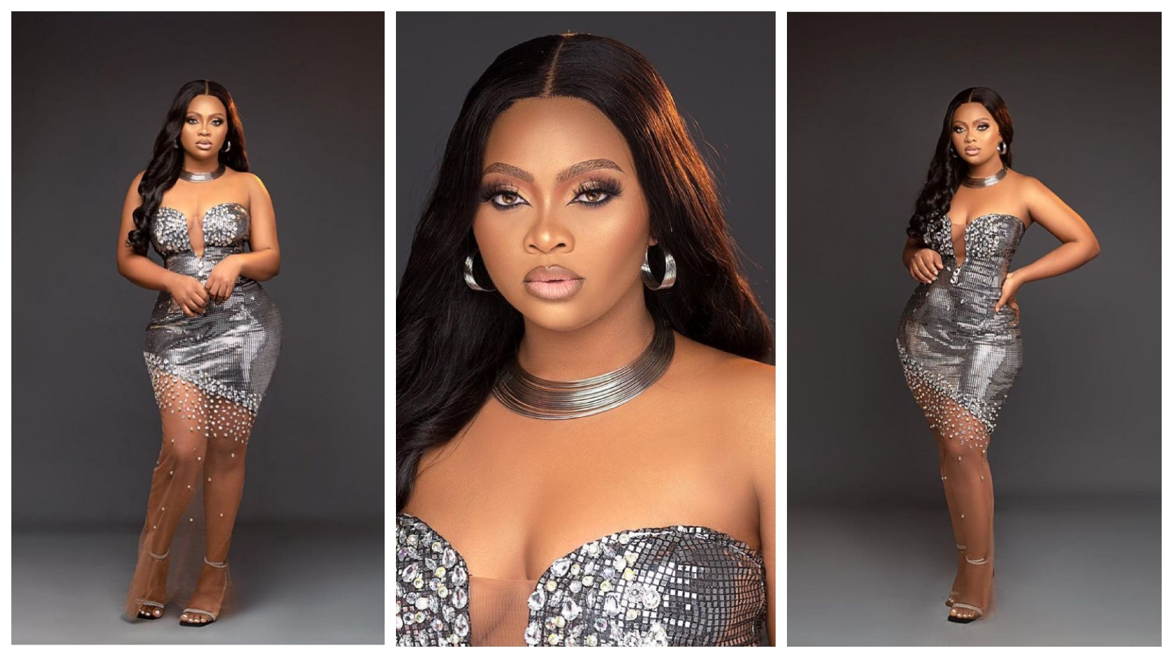 """""""I am the flower that can still grow after a forest fire"""" - Tega says as she stuns in new photos"""