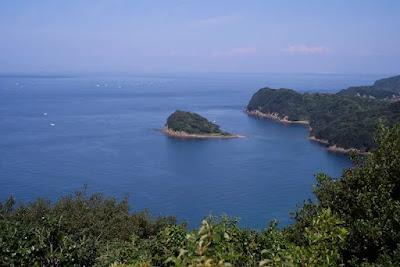 神島の展望