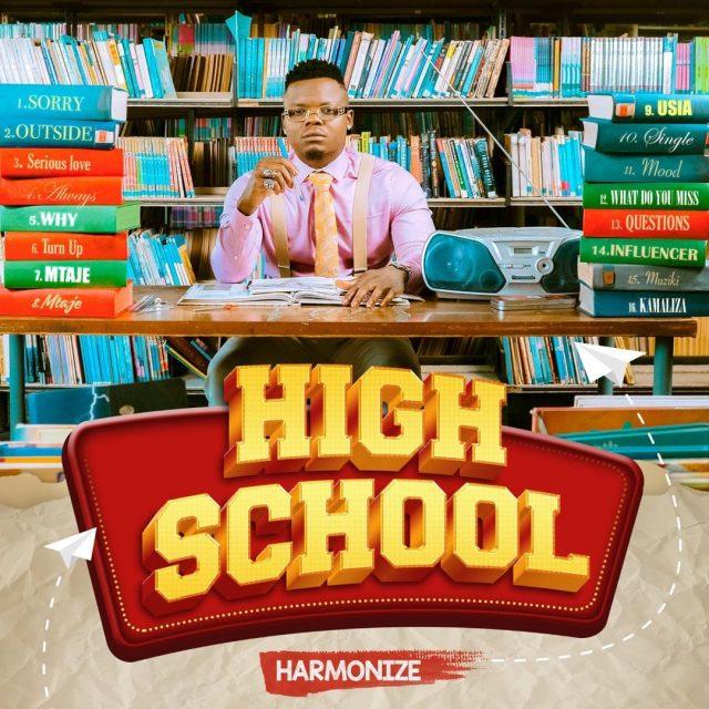 ALBUM | Harmonize – High School | Tracklist
