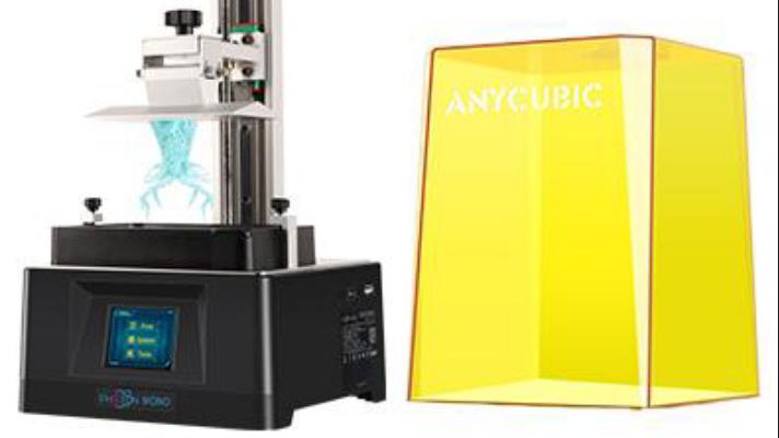 UV Resin 3D Printer