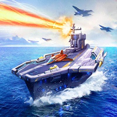 Sea Fortress (MOD, Damage/Dump Enemy) APK + OBB Download
