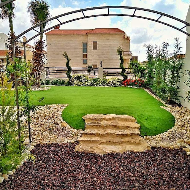 شركة تنسيق حوش المنزل بالخرج تنسيق حدائق منزلية بالخرج