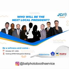 16102021 JCI BALI - WHOS THE NEXT LOCAL PRESIDENT - AT DPRD BADUNG