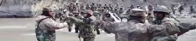 China Releases New Propaganda Video On Galwan Valley Clash Last Year