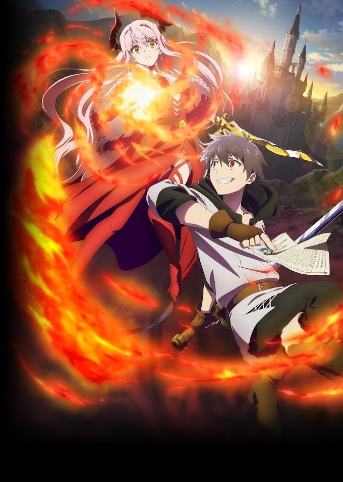 I'm Quitting Heroing tendrá una adaptación a anime para abril de 2022