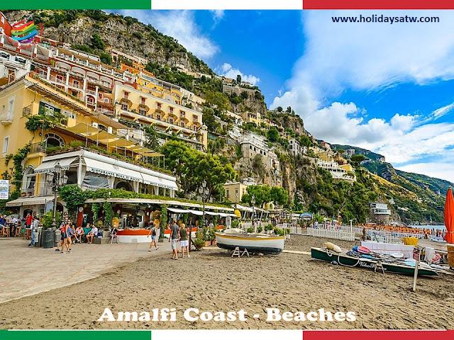 Tips before travelling to Amalfi Coast, Italy