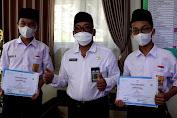 2 Pelajar Asal Brebes Torehkan Tinta Emas Di Ajang Nasional