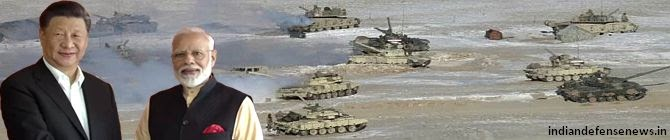 Chinese Soldiers Building Accommodations, Military Infrastructure Along LAC: Report